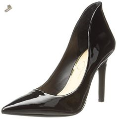 Jessica Simpson Women's Cambredge Dress Pump, Black 03, 8 M US - Jessica simpson pumps for women (*Amazon Partner-Link)