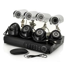 """BW® 8 Channel HISILICON 3520A D1 DVR System """"Secure Vision"""" - 4 Indoor + 4 Outdoor Cameras, 700TVL, 1TB HDD, H.264 with HDMI has been published at http://www.discounted-home-cinema-tv-video.co.uk/bw-8-channel-hisilicon-3520a-d1-dvr-system-secure-vision-4-indoor-4-outdoor-cameras-700tvl-1tb-hdd-h-264-with-hdmi/"""