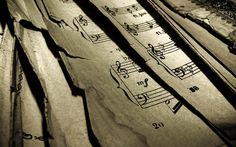 Image result for sheet music art