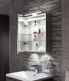 8 awesome bathroom mirror with storage images bathroom bathroom rh pinterest com