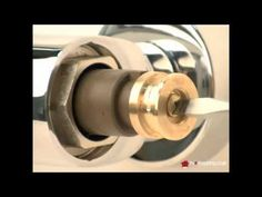 How to do a cartridge exchange for a modern dual type shower