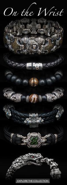 William Henry Bracelets | Anderson Bros. Jewelers