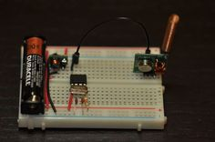 Wireless communication using cheap 433MHz RF modules and Pic microcontrollers. Part 1
