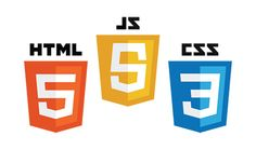 HTML 5, Javascript, CSS 3: all programming languages we use