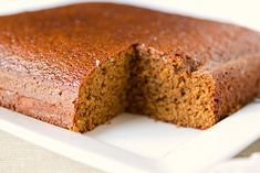 Gingerbread Cake Recipe using Guinness stout, sounds yummy! Gateaux Vegan, Cake Recipes, Dessert Recipes, Dessert Ideas, Gingerbread Cake, Christmas Baking, Christmas Treats, Let Them Eat Cake, Cupcake Cakes