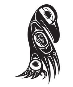 Northwest NativeAM Raven by theScallywag (print image)