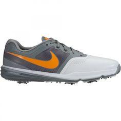 new product 6449d 6d8cd Nike Lunar Command 005 Grey Orange Men s Golf Shoe from  golfskipin Indoor  Mini Golf