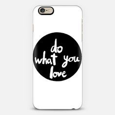 $10 off code: 3RT55E #iphone #case #quote #inspirational #casetify #typography