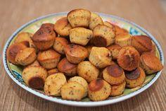 Mini Muffins à l'Orange et au Chocolat - Chocolate - Orange - Dessert - Cooking - Cuisine - Cook - Home-made - Muffins orange chocolat - Chocolate - Cakes - Recipe