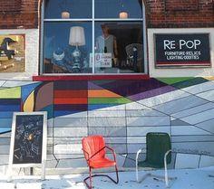 RePop 95% Recycled   Brooklyn Magazine Shop Local