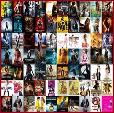 5 more movie poster cliches (with plenty of examples) - 22 Words (Women Looking Backward)