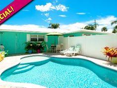 Escape to Serenity B: 2BR Pet-Friendly Pool Home - TripAdvisor - Holmes Beach Vacation Rental