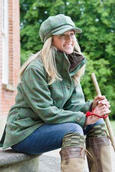 Sherwood Forest Ladies Windsor Tweed Jacket - Google Search