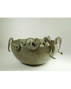 The Octopus Bowl. Ta Da!
