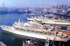Eugenio Costa, Federico Costa, porto di Genova, Costa Cruise Ships