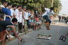 ESPORTE: Competição de longboard skate acontece em Araruama...