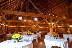 Barn Wedding Illinois: Midway Village Museum Center in Rockford, Illinois
