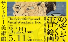 のぞいてびっくり江戸絵画-科学の眼、視覚のふしぎ-