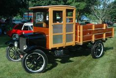 Car of the Week: 1920 Ford Model TT Truck - Old Cars Weekly