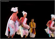 The Pung cholom is a Manipuri dance. It is the soul of Manipuri Sankirtana music and Classical Manipuri dance. The Pung Cholom is a unique classical dance of Manipur.