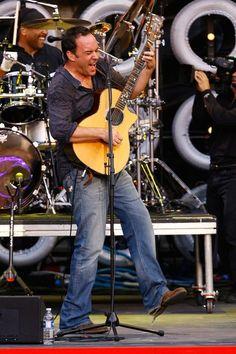 Dave Matthews - Live Earth - Show