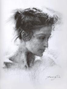 """Sketch"" by Zhaoming Wu-Ralph Liliedahl"