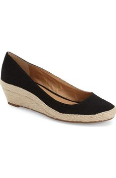 Free shipping and returns on Lucky Brand 'Tilly' Espadrille Wedge (Women) at Nordstrom.com. A walkable wedge wrapped in braided jute trim makes this round-toe espadrille perfect for when warm weather hits.