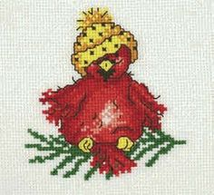 Ornaments Galore Volume 2 - Ursula Michael's Ornaments Galore cross stitch pattern book has been so well-received that we are elated to present Ornaments Galore, Volume 2! This second collection of Christmas designs includes cheerful elves, bears, birds, angels, reindeer, Santas--48 festive images to brighten your holidays. Use these little creations to trim the tree, or tie them to packages for cheery presentations. They're also perfect for ornament exchanges or secret pal surprises! To get…