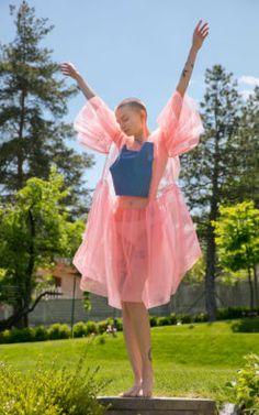 Pink Tulle Dress - ALLSEAMS
