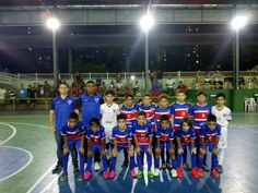 Sub-11 e Sub-13 começam com vitória na Copa Metropolitana de Futsal