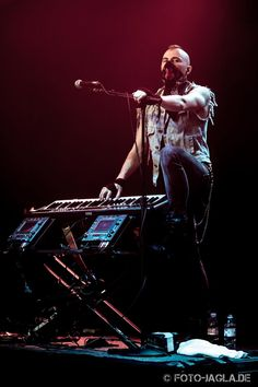 Vadim Pruzhanov keyboards,vocals(backing)  2001-present