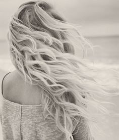Mix together in a spray bottle:  2 cups warm water  1 tablespoon sea salt  1 tablespoon coconut oil    Spray on wet hair. Section off hair and twist. The smaller the sections, the tighter your beach waves will be. Dry, shake out, and show off your new summer beach hair!