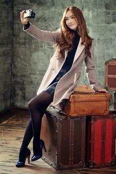 Jessica Jung Soup Fall Winter 2014