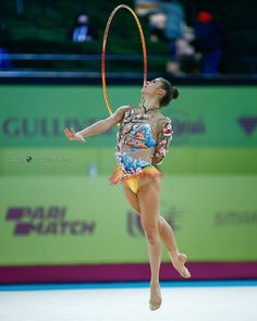 European Championships, Rhythmic Gymnastics, Hoop, Wrestling, Costume, Sports, Lucha Libre, Hs Sports, Excercise