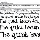 This is a font created in the modern manuscript style with a typed bold twist.  You may use this font to create your own items for personal and/o...