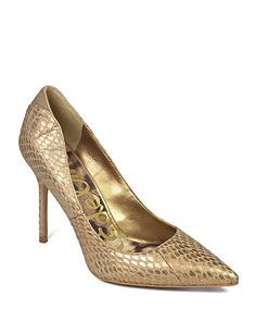 Sam Edelman Pointed Toe Pumps - Danielle - All Shoes - Shoes - Shoes - Bloomingdale's