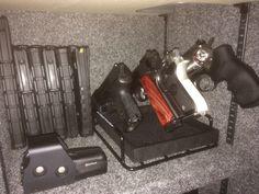 4-Gun Pistol Rack