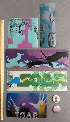 Soar Sticker set #0072