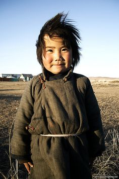 Young girl Mongolia  -- Join COHI in helping newborns and their mamas in crisis settings: www.cohintl.org