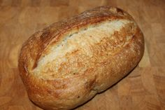 Oven Roasted Garlic Artisan Bread Recipe - Simple, Delicious Flavor!