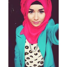... Hijab Wear, Cool Style, My Style, Hijab Fashion, Elegant, How To Wear, Clothes, Beautiful, Instagram