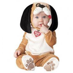 幼児や子供のためのコスプレ犬動物ジャンプスーツ