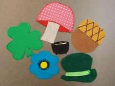 Fun with Friends at Storytime: Do You Feel Lucky? Flannel Board Stories, Felt Board Stories, Felt Stories, Stories For Kids, Flannel Boards, March Themes, Felt Kids, Lion And Lamb, Education And Literacy