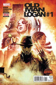 Review: Old Man Logan #1
