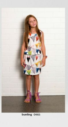 Missie Munster Season - Munster Kids Clothing 2014
