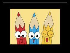 De Onderwijsstudio - Digitaal prentenboek 'De Kleurdoosherrie' Craft Activities For Kids, Crafts For Kids, Arts And Crafts, Short Movies For Kids, Rembrandt, Andy Warhol Art, Art Cube, Circle Painting, Deep Space Sparkle