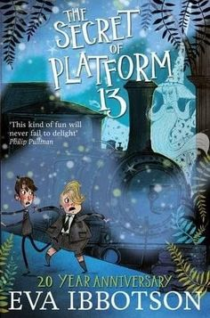 Why? It's like Philosopher's Stone meets The Princess BrideThis remains one of my all-time favourite books, and I am so excited for you to read it. A crew of magic creatures come through a magic portal at King's Cross station to retrieve the prince that was stolen from their kingdom as a child. But he doesn't want to come back... Get it on Amazon, £5.99 Listen to the audiobook here