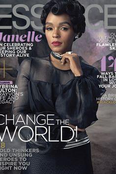 Taraji P. Henson, Octavia Spencer and Janelle Monáe Radiate ESSENCE's February 2017 Cover | Essence.com