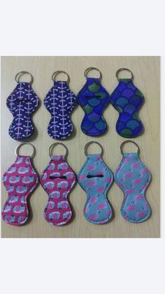 Chapstick Holder Keycahins PRE-ORDER