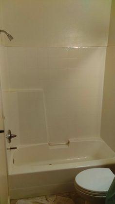 New Flexstone Shower Surround